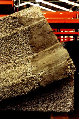 La restauraci n del claustro de los jer nimos en las obras - Piedra artificial madrid ...
