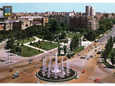 Año 1960 (de www.memoriademadrid.es)