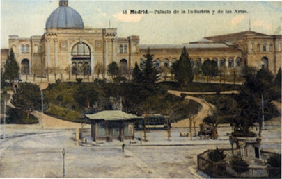 Palacio de Exposiciones (Ayuntamiento de Madrid)