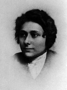 María Blanchard en 1909