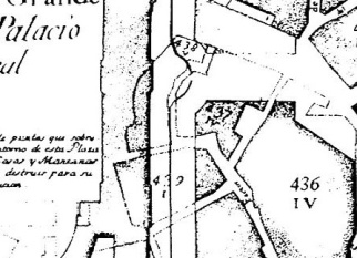 Plano de Espinosa (1769)