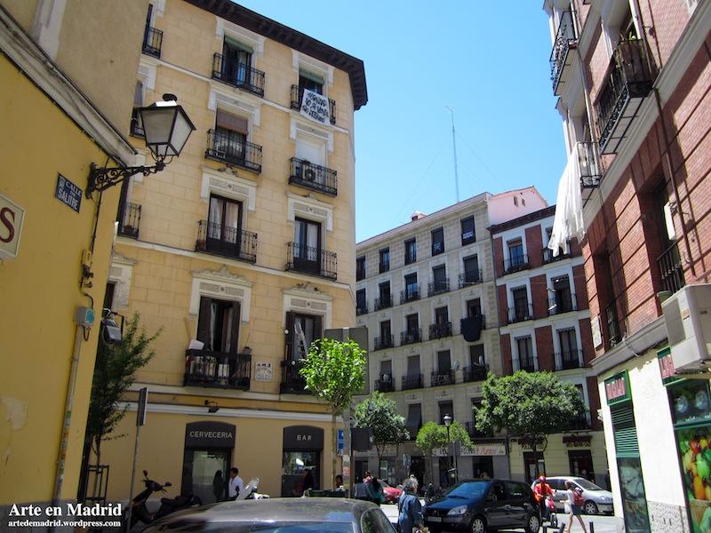 Lavapi s arte en madrid - Calle viana valencia ...