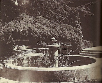 """""""El Jardín de la Fuente"""" (I.Gibson. """"Ligero de equipaje"""")"""
