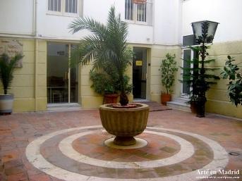 patio pavimento