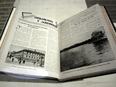 Tiempos Nuevos: revista quincenal de estudios socialistas municipales, 1934.