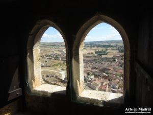 castillo ventanas