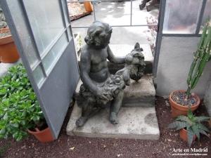 escultura museo vivero