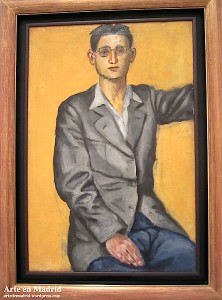Autorretrato, 1949
