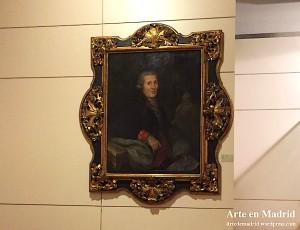 """""""Roberto Michel"""". Anónimo. Museo de la Casa de la Moneda."""