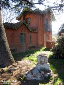 Casita junto a la entrada Quinta Torre Arias