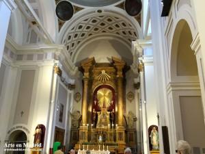 maravillas altar